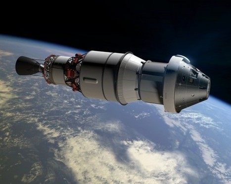 Orion Capsule Accelerating to 2014 Launch and Eventual Asteroid Exploration | Tech Jam | Scoop.it