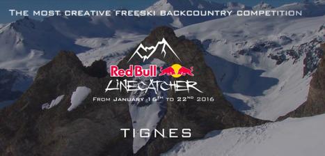 Teaser Red Bull Linecatcher 2016 - Tignes | Let's Move | Scoop.it