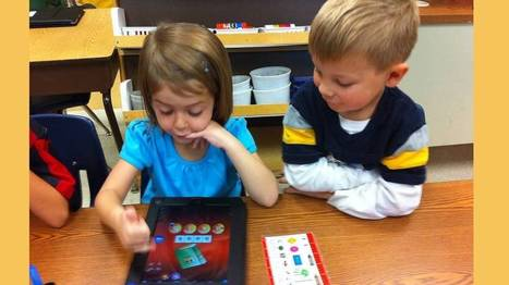 Great Collection of iPad Apps for Elementary Classrooms - EdTechReview™ (ETR) | iPads in EdTech | Scoop.it