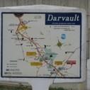 Quand la carte géographique se fait peinture murale | Voyages et Gastronomie depuis la Bretagne vers d'autres terroirs | Scoop.it