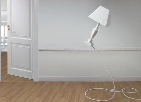 Phantomenal III - Une lampe qui tient en apesanteur ? | Kasavox | Kasavox » 1er réseau social de l'Habitat | Scoop.it