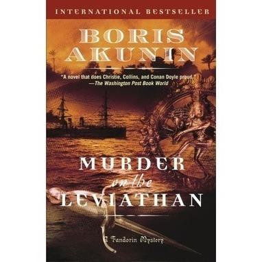 Murder on the Leviathan (Erast Fandorin Mysteries, #3)   Murder on the Leviathan   Scoop.it