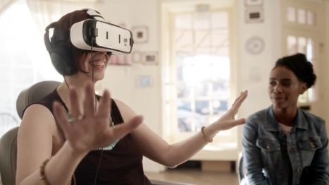 Virtual Reality Helps People with MS Relive Their Passions - VRScout | Mental Health | Scoop.it