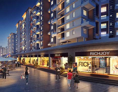 Western Avenue - Flats for Sale in Wakad Pune | Kolte Patil | Scoop.it