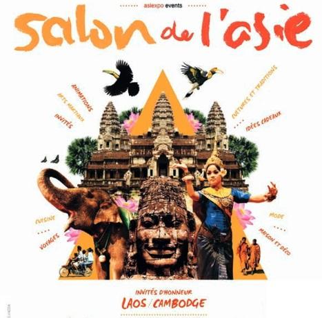 Salon de l'Asie et Japan Touch : un week-end 100% Asie à Lyon   Lyon Business   Scoop.it