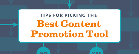 How to Pick the Best Content Promotion for Your Marketing | Surviving Social Chaos | Scoop.it