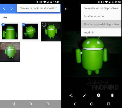 ¿Cómo liberar espacio de almacenamiento en Android? | AppAndroid | Scoop.it
