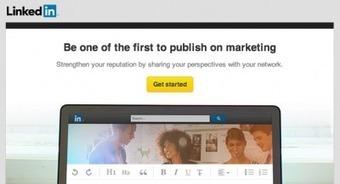 LinkedIn: da oggi è possibile pubblicare e farsi seguire | Social Media Consultant 2012 | Scoop.it