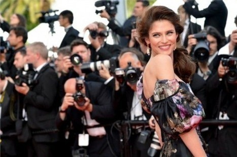Festival di Cannes 2012: i look delle star   Benessere, Beauty & Make-Up   Scoop.it