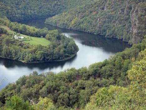 Les gorges de la Truyère - Guide Tourisme & Vacances | Carladez - Aveyron | Scoop.it