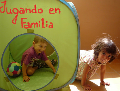 Jugando en Familia: Juegos: psicomotricidad gruesa en niños de 18-24 meses | Praxiología motríz | Scoop.it