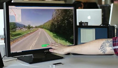 Geoinformación: Conduce por las calles con tu mano con Leap Motion de Street View | #Fusion Tables | Scoop.it