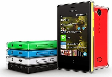 New Nokia Asha 503 with 3G connectivity at Rs 6,683| Nokia Asha 503 Dual SIM | News | Scoop.it