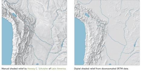 Making Better Digital Maps in an Era of Standardization | BIFFY | Scoop.it