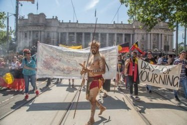 Australia Day: Invasion Day rallies held across nation | Aboriginal and Torres Strait Islander Studies | Scoop.it