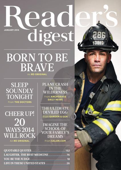 Reader's Digest Redesigns   Digital-News on Scoop.it today   Scoop.it