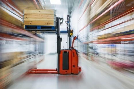 Ces PME qui inventent la logistique de demain | Logistique et mobilité des biens et des personnes en Auvergne-Rhône-Alpes | Scoop.it