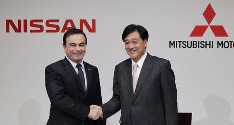Mitsubishi and Renault-Nissan expand partnership, US will get new ... | motorissimo | Scoop.it