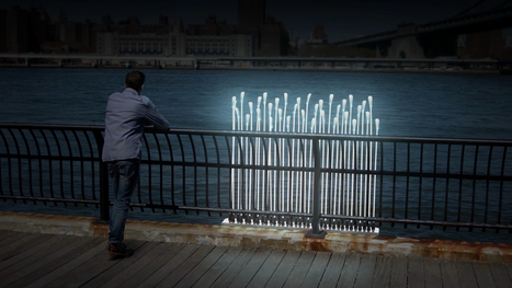 Light Reeds: A Glowing Connection To The Water That Surrounds Us | Sustainable Futures | Scoop.it