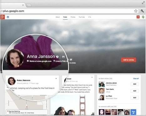 ▶ Utiliser Google+ : le Guide Complet | Geeks | Scoop.it