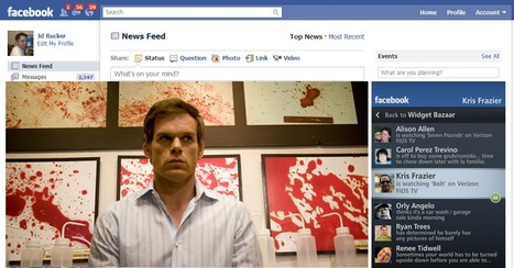Understanding Facebook's Master Plan – Part II: Facebook TV | Internet Consumer behaviors | Scoop.it