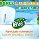 Teisseire.com : jeu concours Gagnez 1 an de sirop | concours du net | Scoop.it
