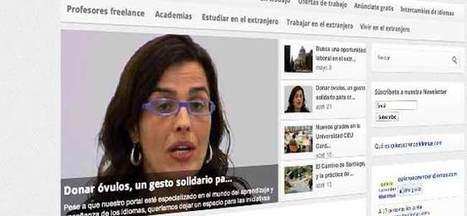 Aprender idiomas: recursos gratis, profesores y academias - Formación Online | Aprendiendo Idiomas | Scoop.it