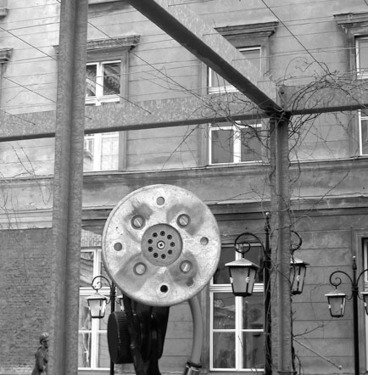 Edwin van der Heide  pneumatic sound field - Sonambiente Berlin 2006 | DESARTSONNANTS - CRÉATION SONORE ET ENVIRONNEMENT - ENVIRONMENTAL SOUND ART - PAYSAGES ET ECOLOGIE SONORE | Scoop.it