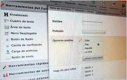 Cómo rellenar formularios web sin tocar el ratón | Educacion, ecologia y TIC | Scoop.it