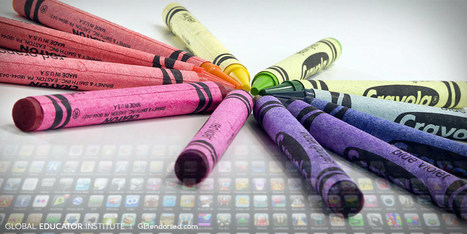 Amp Up Creativity with These 5 Free Art Apps | Creative_me | Scoop.it