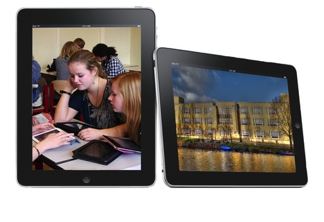iPads at the Berlage | Using ipads | Scoop.it