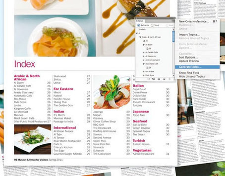20 great InDesign tutorials for graphic designers | Awesome Design Inspirations! | Scoop.it