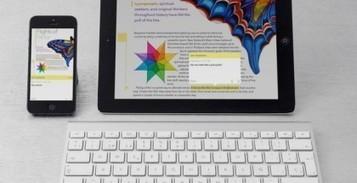 A Brilliant App for Teaching Children Cursive Writing | Edtech PK-12 | Scoop.it