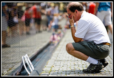 The Vietnam Memorial: A Parable for Leadership   Coaching Leaders   Scoop.it