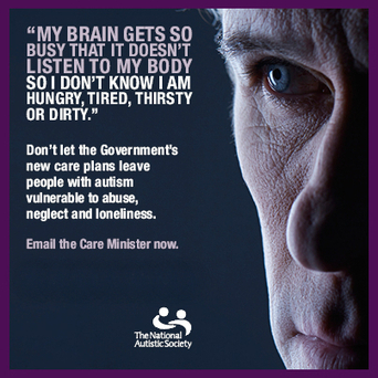 Careless Launch - 1 - National Autistic Society campaigns | POLITICS | Scoop.it