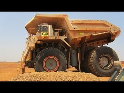 3 Things You Didn't Know about the Liebherr R 9800 Excavator - Mining Global | Mines & Quarry | Scoop.it