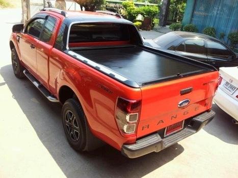Ford Ranger 2014 - phụ kiện không thể thiếu - Nắp thùng xe bán tải Hilux, Navara, Ford Ranger, Triton, BT50   Tổng hợp   Scoop.it