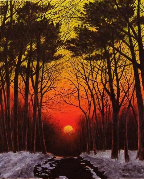 Sunset way...... | ♥Inspiration, coups de coeur & creation♥ | Scoop.it