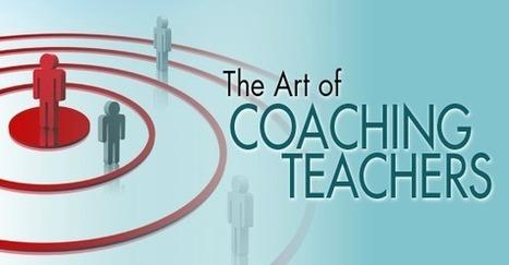 An Instructional Coach's First Week | Instructional Coaches | Scoop.it