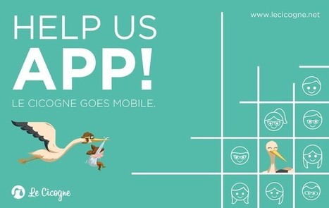 Le Cicogne | Crowdfunding for App | Scoop.it