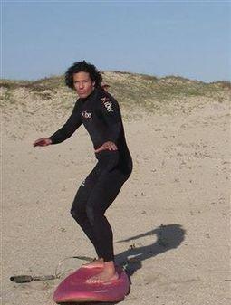 Craques têm aulas de surf na praia - Correio da Manhã   Matosinhos   Scoop.it