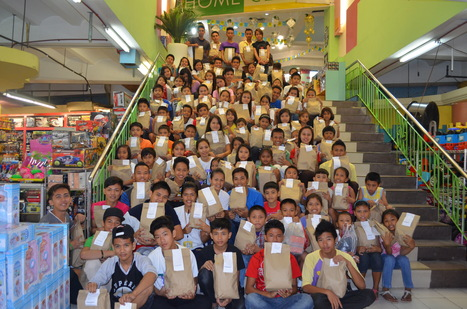 Thank you for your Christmas Gifts   UWCSEA   International school in Singapore   Grade 5 Lend a Hand- Service and Action   Scoop.it