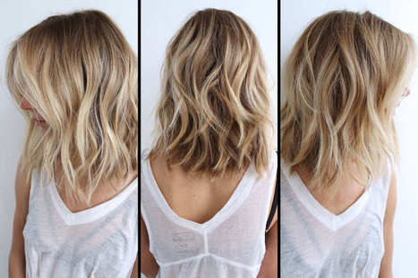 What's Next After Ombré: The Hair Color That Lasts 6 Months - New York Magazine | Hair There and Everywhere | Scoop.it