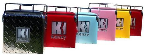 Kenzy Retro Esky Drink Coolers | Beer and Wine Coolers | Scoop.it