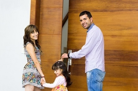 Keep Your Family Secure With Security Doors | uniblinds | Scoop.it