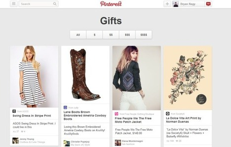 Pinterest Launches a New Shopping Feed | Daily Brand Relevance | Scoop.it