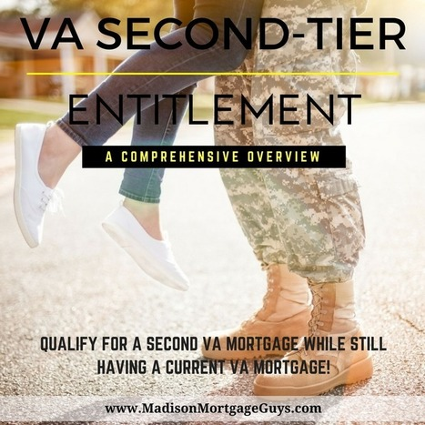 How To Get A Second VA Mortgage | Top Real Estate and Mortgage Articles | Scoop.it