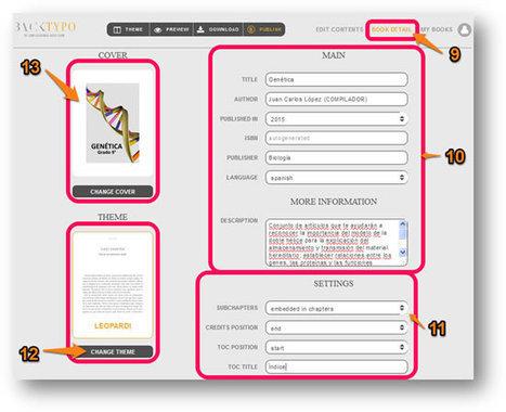 Un recurs interactiu per treballar els moviment... | Bibliotecas Escolares & boas companhias... | Scoop.it