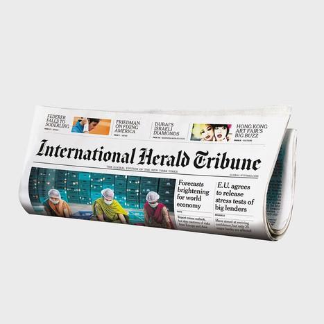 IHT to be rebranded International New York Times   Brand Marketing & Branding   Scoop.it