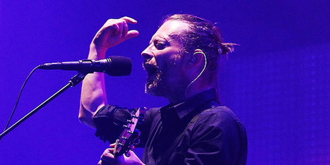Radiohead Releases First New Music in Three Years—Through Their App | Underwire | WIRED | music innovation | Scoop.it